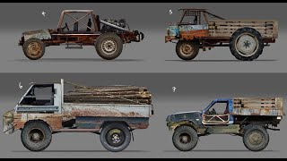 "Rust - Devblog ""Modular Vehicles Update""! Полный обзор!"
