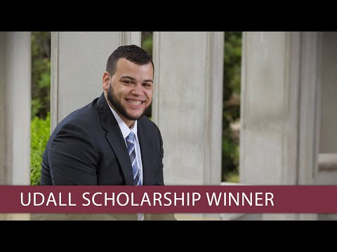 Engineering student wins Udall Scholarship