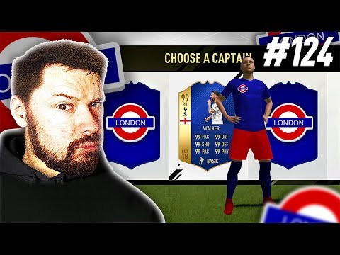 THE LONDON CITY TEAM DRAFT!! - FIFA 17 Ultimate Team Draft To Glory #123