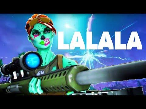 "Килы под музыку - ""LALALA"" |  The BEST Fortnite Montage EVER! (""LALALA"" (bbno$ & Y2k)"