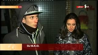 SAJSI MC & B.K.O @ PRVA TV