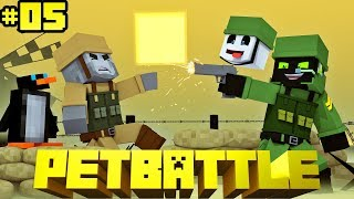 ICH ZERSTÖRE LARS sein TEAM?! - Minecraft PETBATTLE #5 [Deutsch/HD]