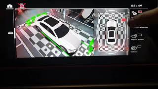 BMW G30 3D어라운드뷰.