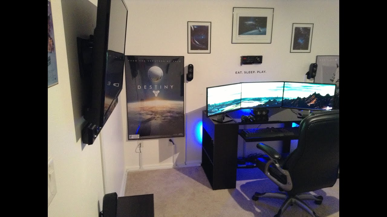 Update 3 Awesome 2013 Pc Gaming Setup 50in Addition