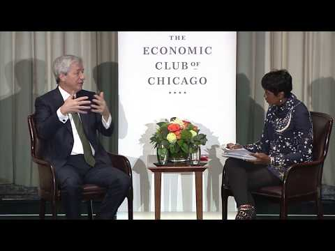 Jamie Dimon, Chairman & CEO, JPMorgan Chase & Co., 11/22/17