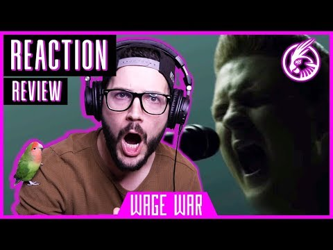 "FIRST LISTEN - Wage War ""Low"" - REACTION / REVIEW"