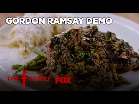 Gordon's Veal Marsala: Extended Version | Season 1 Ep. 7 | THE F WORD
