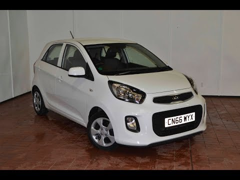 Wessex Garages Newport, Kia Picanto 1.0 65 1 Air, Petrol, Manual, CN66WYX