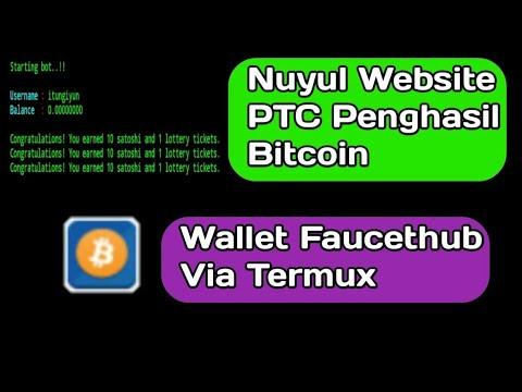 bot bitcoin via termux applicazioni di trading crittografico