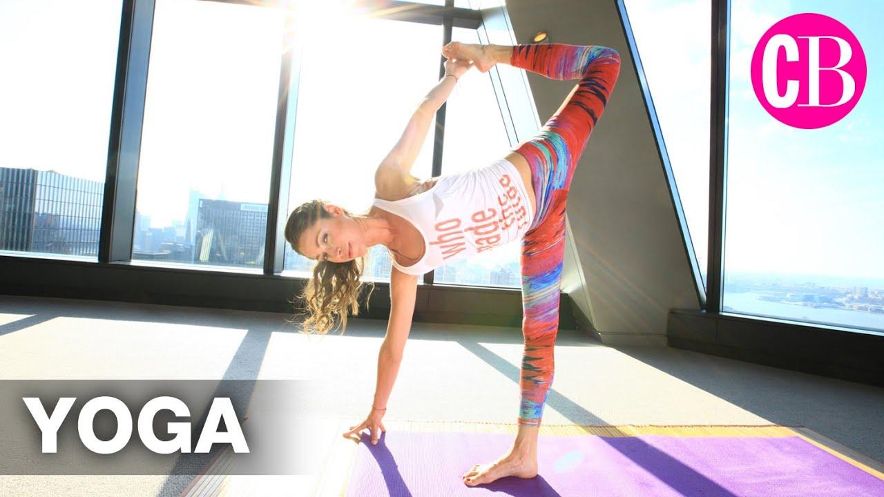 Yoga to Improve Your Balance