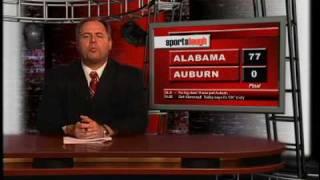 Auburn Jokes from Alabama football fans 1