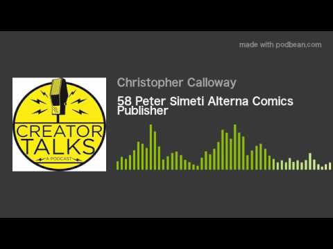 58 Peter Simeti Alterna Comics Publisher