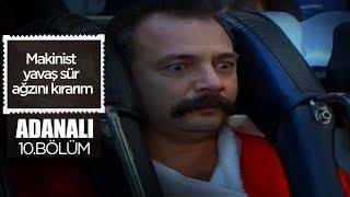 Adanalı Lunapark Trenine Binerse - Adanalı 10.Bölüm