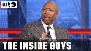 Kyrie Apologizes to LeBron   NBA on TNT