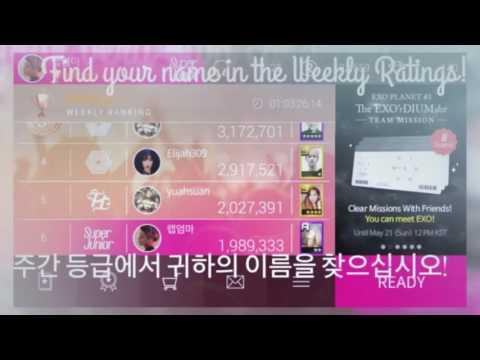 Superstar SMTOWN EXO event entry