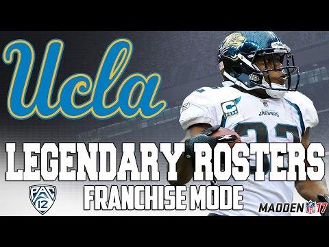 Legendary UCLA Bruins Roster | Madden 17 Connected Franchise | Troy Aikman + MJD