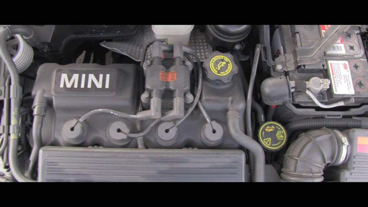 2003 mini cooper with problems youtube rh youtube com Mini Cooper Engine Bay Diagram Mini Cooper Engine Bay Diagram