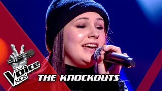 Zita - 'One Dance' | Knockouts | The Voice Kids | VTM