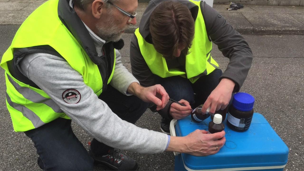 Slush-ice metode afprøves for første gang i Danmark
