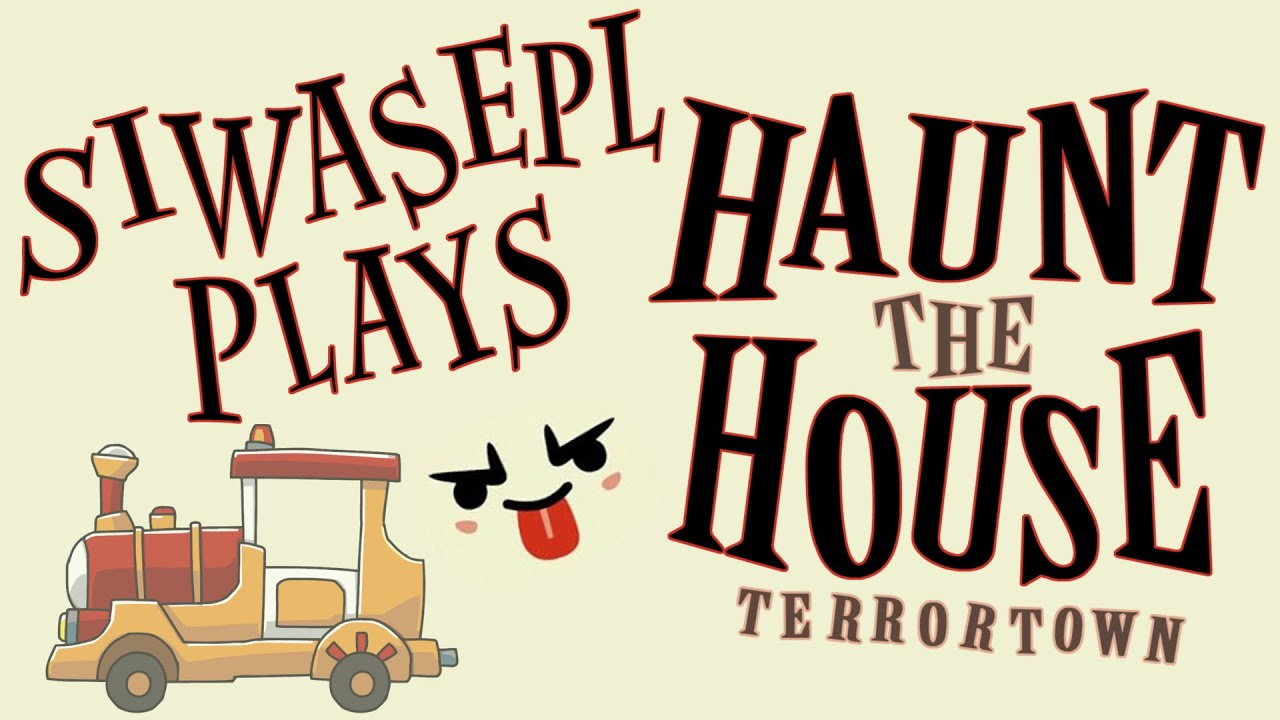 Haunt The House Terror Town Ghost Train