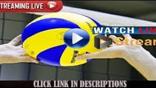 China (W) vs Thailand (W) Volleyball Live Stream (2018)