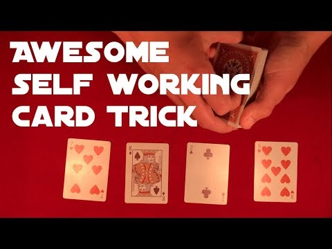 Blow Minds With This Mathematical Card Trick