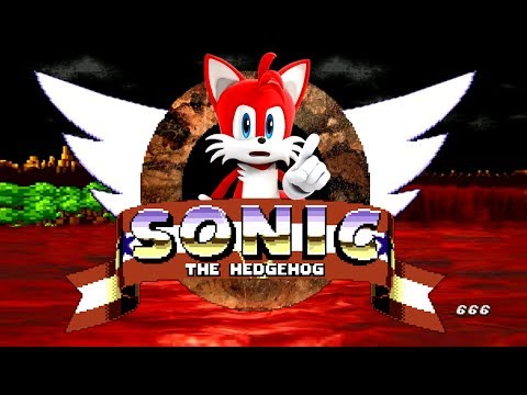THERE IS ONE FOX THAT CAN SAVE THE WORLD!! FOXIA vs Sonic.EXE {Bad Ending}
