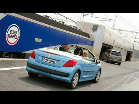 HOW TO USE EUROTUNNEL A STEP BY STEP GUIDE TO YOUR CAR CROSSING INTO FRANCE / ENGLAND
