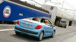 HOW TO USE EUROTUNNEL A STEP BY STEP GUIDE TO YOUR CAR CROSSING INTO FRANCE / ENGLAND 🚊
