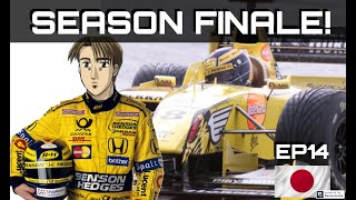 ABSOLUTE SCENES! (And 3k Subs!) F1 Challenge '99-'02 Lets Play Round 14: Japan