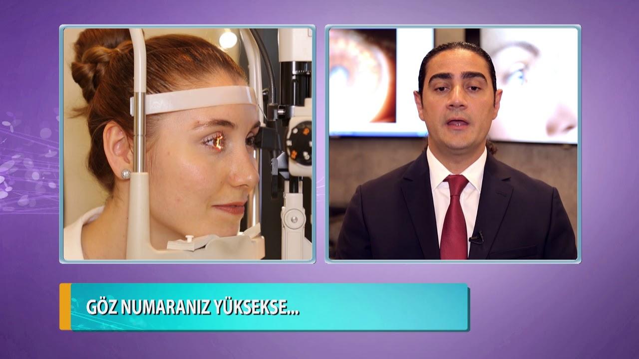 Göz numaraları yüksek olan hastalara uygulanan yöntemler nelerdir? Op. Dr. Sezer Özkan