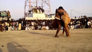 Malakhra wrestling