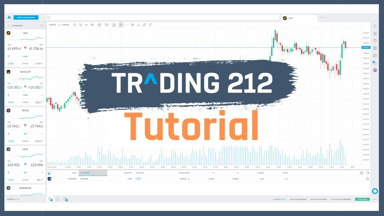 Trading 212  Complete Tutorial For Beginners