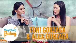 Magandang Buhay: Toni shares her opinion on Alex's perception about marriage