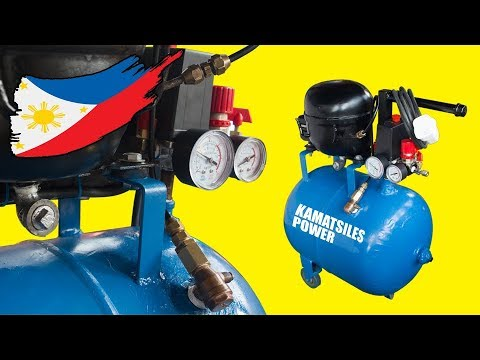 Thumbnail: Silent Air Compressor (DIY)