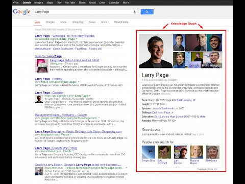 how to create a Knowledge graph - Google