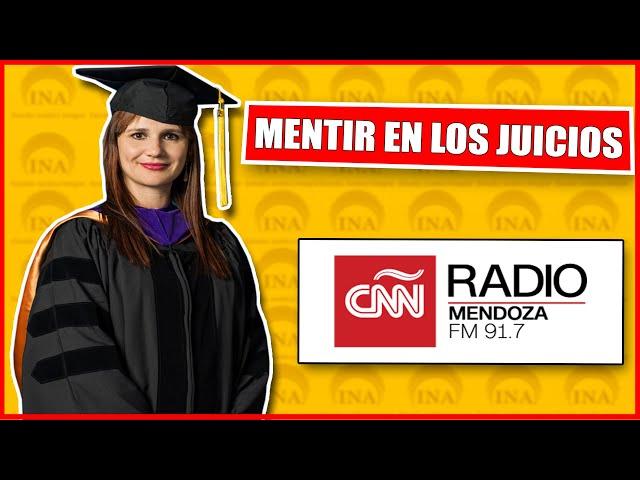 DEBORAH HUCZEK Entrevista Radio CNN Mendoza