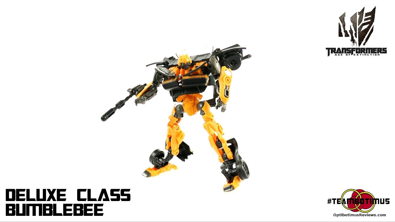 video review of the transformers age of extinction deluxe class