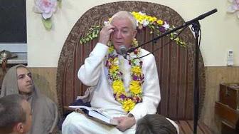 Шримад Бхагаватам 4.12.42 - Чайтанья Чандра Чаран прабху