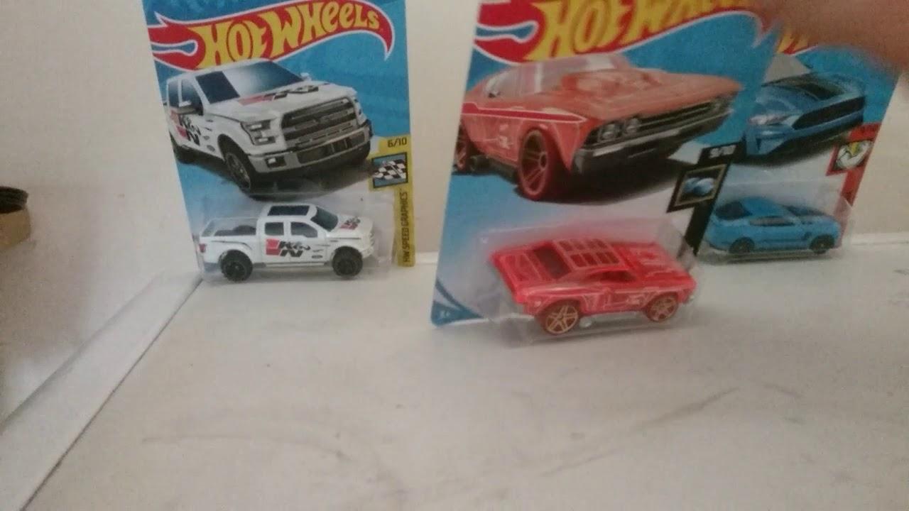 New hot wheels cars