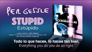 Watch Per Gessle Stupid video