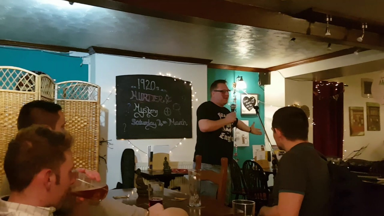 Sacred Grounds Cafe Open Mic