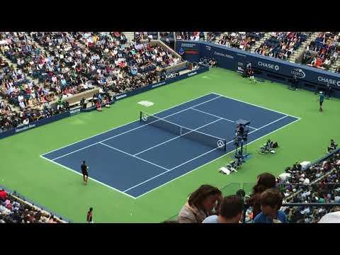 Rafael Nadal vs. Kevin Anderson (US Open)