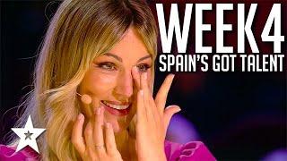 Best of Spain's Got Talent 2021 Auditions   WEEK 4   Got Talent Global