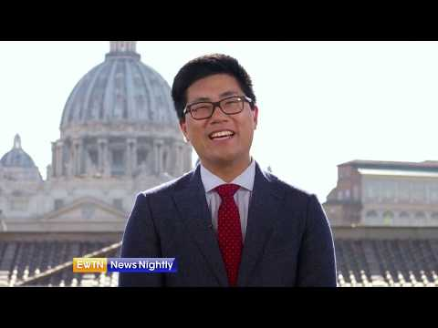 EWTN News Nightly - International Youth Forum Wraps Up in Rome June 24, 2019