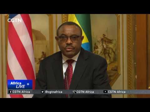 Liberia's Ellen Johnson Sirleaf in Addis Ababa for bilateral talks