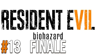RESIDENT EVIL 7 Gameplay Part 13 [Deutsch] - Das Ende (RE7 ENDING PS4)