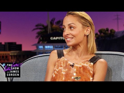 Nicole Richie Loves Chicken & Chickens