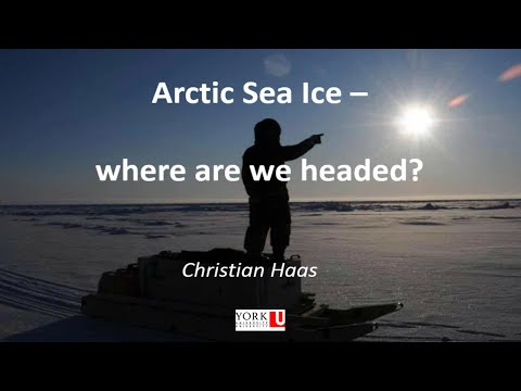 KEGS Presents: The Arctic Sea – where are we headed? (2015-01-13)