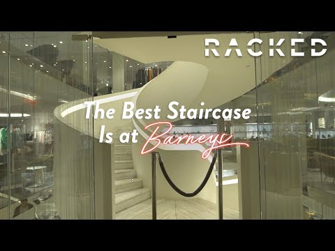 Barney's New York: A Look Inside The Famous Store | Just Browsing | Racked